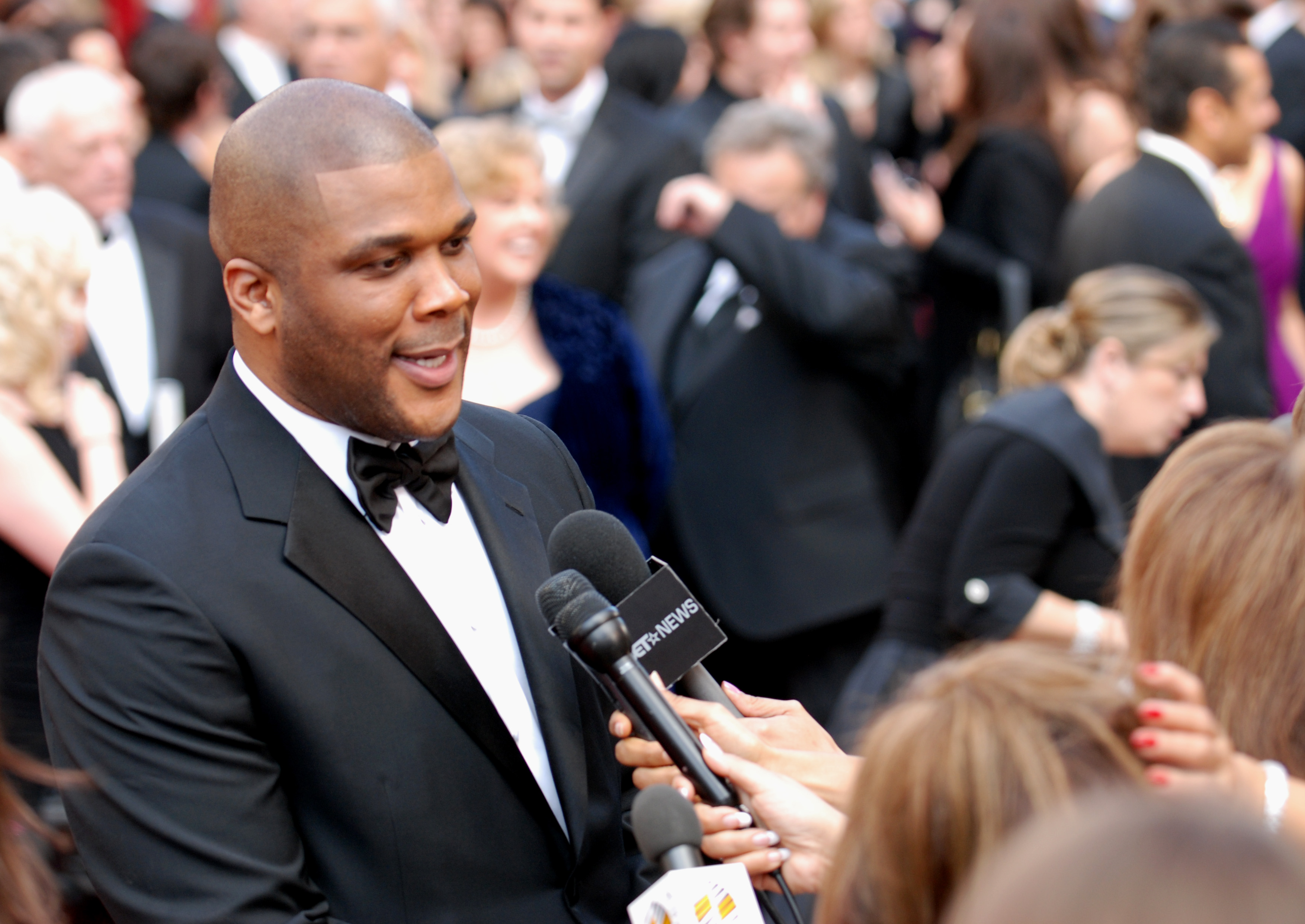 Tyler Perry's lessons for job seekers