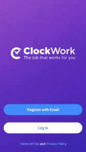 ClockWork App
