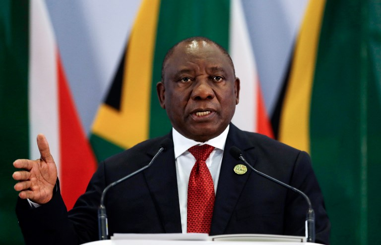 South Africa Rama-poised for $100bn in foreign investment